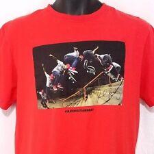 Nike SB Skateboarding Mens T Shirt Paul Rodriguez Skate Every Damn Day Medium