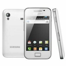 Samsung Galaxy Ace WHITE S5830i Andriod 3G Sim Free Unlocked Mobile Phone