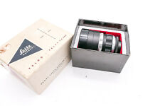 Leica Leitz Canada 200mm Telyt-R f4 lens - No Reserve!