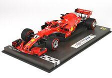 Ferrari SF71-H  GP Canada 2018  S. Vettel  BBR mit Vitrine BBR181805CAN 1:18 NEU
