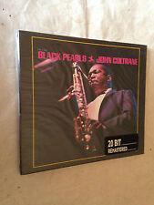 JOHN COLTRANE CD BLACK PEARLS OJC20 352-2 1964 JAZZ