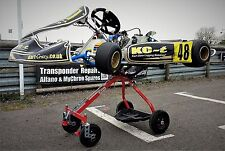 Kart Trolley BLUE - One Man (person) Lift - Made By Stone