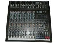 16-channel Audio Mixer with DSP & USB By Monoprice