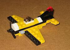 7808 LEGO Seaplane Polybag – 100% Complete NO Instructions EX COND 2009
