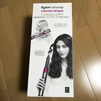 Dyson Airwrap Styler Volume + Shape Curl Dryer HS01VNSFN Japan New