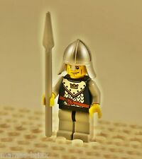 Lego® - 7979-2 - Soldat / Soldier with Spear - Advent 2008 -Tag / Day 1/ Castle