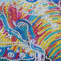 5D Full Drill Diamond Painting DIY Cross Stitch Embroidery Rhinestone Round T7Z8