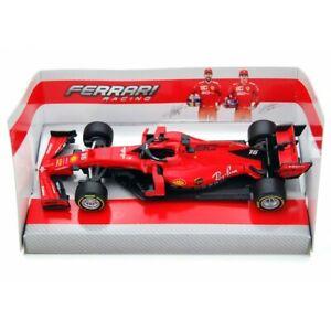 Bburago Ferrari Racing SF90 Rossa Scala 1:43 LECLERC - Ferrari Official Product