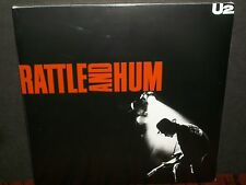 U2 - Rattle and Hum 2-LP New SEALED re-issue vinyl