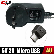 5V 2A 2000ma Micro Usb Raspberry Pi B+ 2 3 AU AC Charger Power Adapter Supply