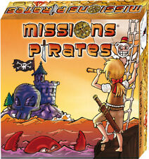 "JEU de CARTES "" MISSION PIRATES """