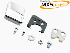 MX5 Hardtop Rear Deck Lock Repair Kit Cover LH Genuine Mazda Mk1/2/2.5 1989>05