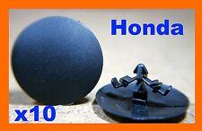 10 Honda Civic CR V hood bonnet insultion plastic fastener clips