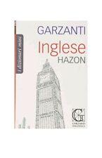 Mini Dizionario Garzanti INGLESE HAZON