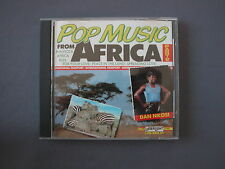 CD POP MUSIC FROM AFRICA PART 2 - DAN NKOSI BLONDIE QUINTON THE COMFORTERS