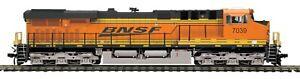 MTH 80-2367-1 HO ES44AC BNSF con Proto-Sound 3.0 DC/DCC