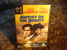 MUTINY ON THE BOUNTY. LAUGHTON / GABLE. 1935/2004.DVD