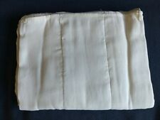 New ListingLot Of 6 100% Cotton Unbleached Prefold Cloth Diapers
