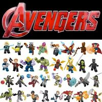 NEW 16 PCS Marvel Super Heroes Avengers Infinity War mini Figure Thanos LEGO SET