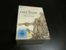 THE LAST STORY LIMITED EDITION Wii PAL ESPAÑA NINTEND Wii * Wii U