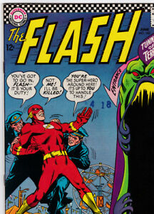 Flash # 162 (1966) NM