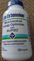 Life Extension Mitochondrial Energy Optimizer w/ BioPQQ 120 Caps