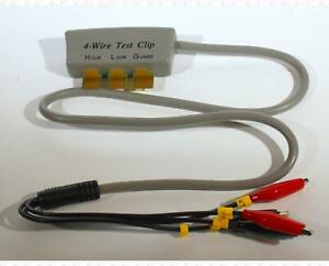 BK Precision TL885B 4-Wire Test Lead For Models 885 and 886