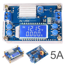 5A DC-DC step-down power supply Converter adjustable module with LCD display UK