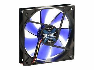 NOISEBLOCKER BlackSilentFan Case fan 120 mm black XL1
