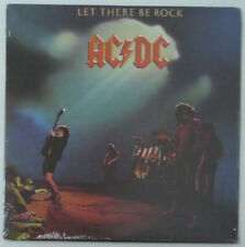 AC/DC - Let There Be Rock LP - 180 Gram Vinyl Album - SEALED Record Reissue