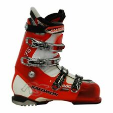 Chaussure de ski Occasion Salomon Mission 770/880 rouge/blanc