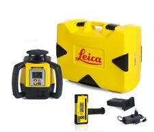 Rotating Laser Leica Rugby 680 with RodEye160 and Li-ion Package 6006010