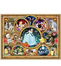 NEW! Ceaco Disney Classics Jigsaw Puzzle 1500 Pieces Cinderella Collage