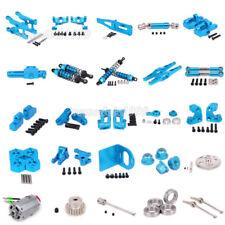 Alum DIY Parts For RC Car 1/12 WLtoys 12428 12423 Upgrade Parts Blue