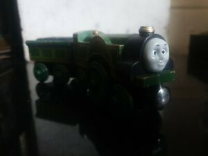 Emily and Emily's tender Thomas & Friends Wooden Railway Train / Learning Curve