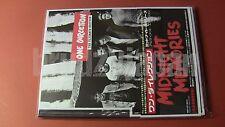 ONE DIRECTION Midnight Memories ULTIMATE EDTN JAPAN CD w/ BOOK OBI sticker~5159