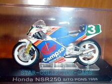 HONDA NSR250 NSR 250 SITO PONS 1/24 1988 #3 RARE!