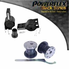 For Seat Toledo Mk3 5P (2004-2009) PowerFlex Black Front Wishbone Bush Set