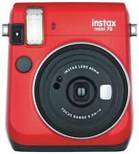 Fujifilm Instax Mini 70 Camera Bundle - Red. From the Argos Shop on ebay