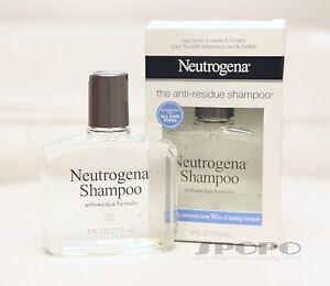 Neutrogena Anti-Residue Shampoo 175ml- All Hair Type Remove over 90% Residue