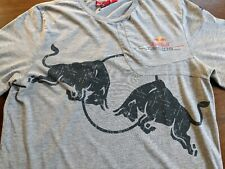Puma 2010 Red Bull Racing Formula 1 Tour T Shirt, size S