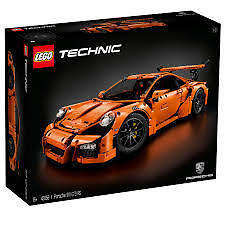 Lego 42056 Technics Porsche 911 GT3 RS (MISB) New & Sealed RETIRING SOON