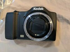 Kodak PIXPRO FZ152 Digital Camera 15 zoom - Black open Box with 8GB SD Card
