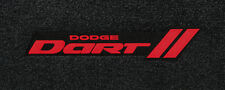 Lloyd Mats VELOURTEX 4PC FLOOR MAT SET 2013-14 Dodge Dart *Logo on each mat*