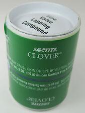 Clover Loctite 2oz ea - Double Can 120/280  Silicon Carbide Lapping Compound