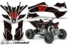 AMR Racing Yamaha YFZ 450 R/X Graphics Sticker Kit 09-13 Quad ATV Decals RLRB