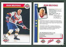 1994-95 Zellers Masters of Hockey Jean Beliveau