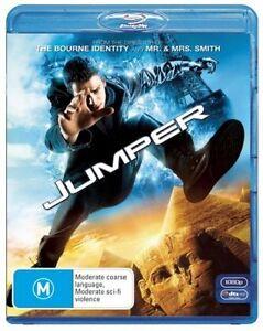 Jumper (Blu-ray,2008) Region B - NEW+SEALED