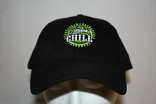 MILLER CHILL BEER BLACK TRUCKERS / BASEBALL CAP NWOT