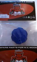 Redcat Racing Vented Fuel Tank Cover Blue Aluminum for Rampage XB XT Part 050032